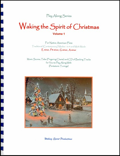 Waking the Spirit of Christmas CD & Tabs
